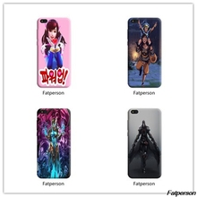 Ow Games Heroes D.Va Reaper GENJI HANZO MERCY Mccree Phone Case Cover Shell For Apple iPhone 7 7plus 6splus 6s 6plus 6 5 5s 5c