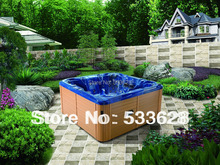 2806 Backyard whirlpool / portable hot tubs spas with 7 seats for party