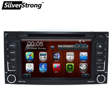 FREE SHIPPING 2DIN Car DVD Touareg for VW Touareg 2004-2009 2DIN CAR DVD GPS for VW Touareg T5 Multivan Android DVD Navigation
