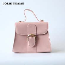 JOLIE FEMME 2017 New Design Bags Women Motorcycle Handbags Leather High Quality Shoulder Fashion Tote Casual Crossbody Bags Sac