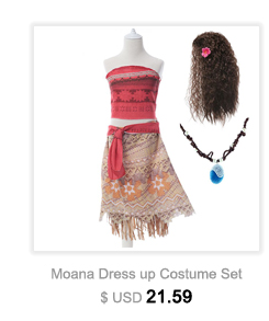 Girls Moana Set