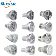 LED Spotlights Lamp LED Downlights LED Bulbs Ceiling Pendant Spot Lights 3W 9W 12W 15W 85-265V Dimmable GU10 E27 MR16(China)