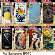 Smartphone Cases For Samsung Galaxy S Advance i9070 4.0 inch GT-I9070 i9070 9070 Case Hard Back Cover Skin Housing Sheaths Bags