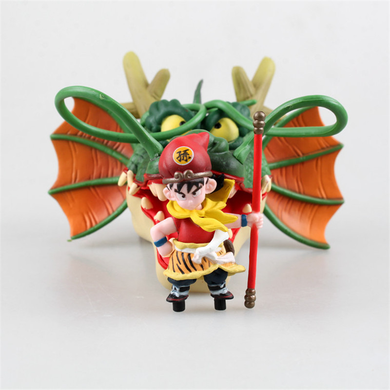 15cm Anime Dragon Ball Z Action Figure Toy, PVC Dragon Ball Super Goku Seiya Figures Model / Brinquedos, Toys For Children <br><br>Aliexpress