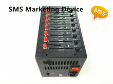 SMS Marketing device with 8 sim cards sms gateway(China)