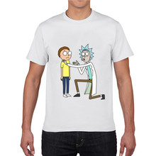 Buy 2018 rick morty men miner print watchdog print funny t shirt 3D rick morty fashion asic bitcoin Kontselyariyae print for $12.80 in AliExpress store