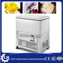 12 Blocks electric snowflake  ice shaving maker High efficiency and energy-saving snowflake ice machine