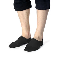 Ultra Thin Bamboo Fibre Happy Socks Mens Elastic Loafer Boat Sock Ankle Invisible Male Sock Breathable Meias 1 Pair