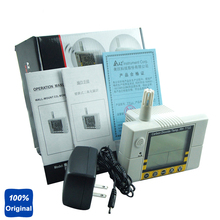 AZ-7721 Wall Mount Indoor Air Quality Tester CO2 Meter TEMP. Monitor(China)