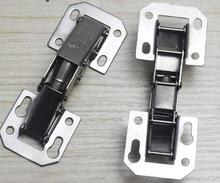 Kitchen Cabinet 90 Degree Hinges 2 Pair CHB405GA Concealed Cupboard Door Hinge Furniture Hardware Accessories Fittings