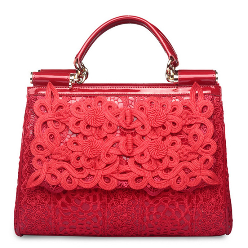 100% Genuine Leather Women Handbag Black 2016 Fashion Cow Leather Luxury Shoulder Bolsas Feminina Famous Brand Crossbody Elegant<br><br>Aliexpress