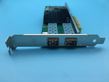 10 Gigabit Network Card Dual Optical Interface X710-DA2 X710DA2 Network Converged Server Adapter NIC