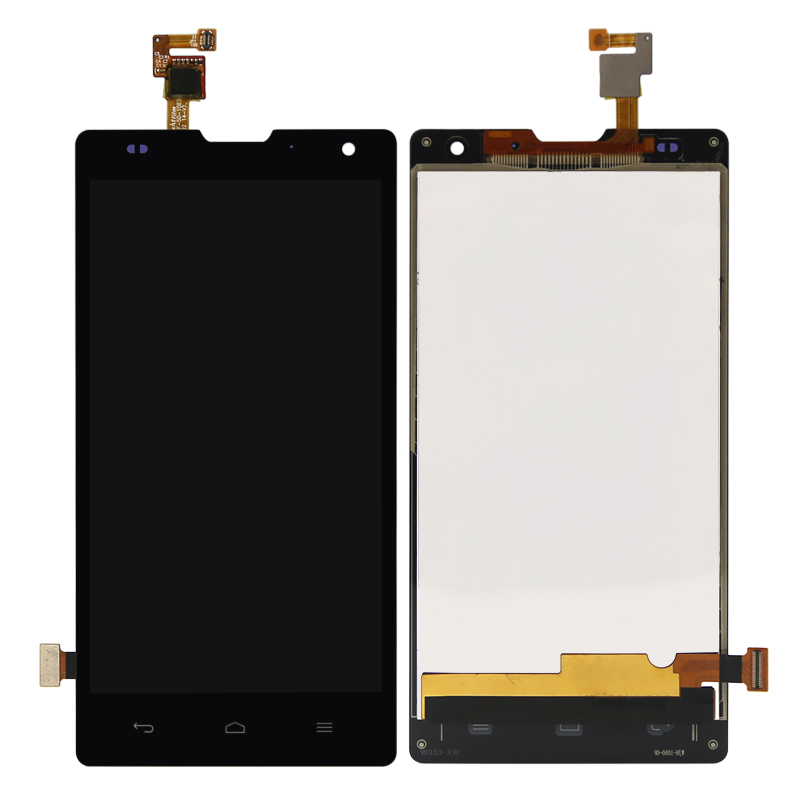 High quality For Huawei Honor 3C G740 LCD display with touch screen digitizer Assembly 10pcs/lot<br><br>Aliexpress