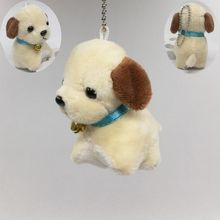 Baby Child Lovely Puppy Dog Pattern Toy Women Girl Handbag Pendant Ornament Kids Toy Stuffed Plush Toy