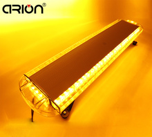 "CIRION 38"" 72W 72 LED Work LightBar Car Tow Truck Traffic Beacon Transport Strobe Warning Emergency Light Bar Lamp 12V/24V Amber"