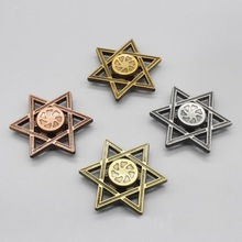 Buy Retro Star Shape Torqbar Autism ADHD Kids/Adult Hand Spinner High Speed Zinc Rotation Time Long Hand Spinner Birthday Gift for $7.86 in AliExpress store