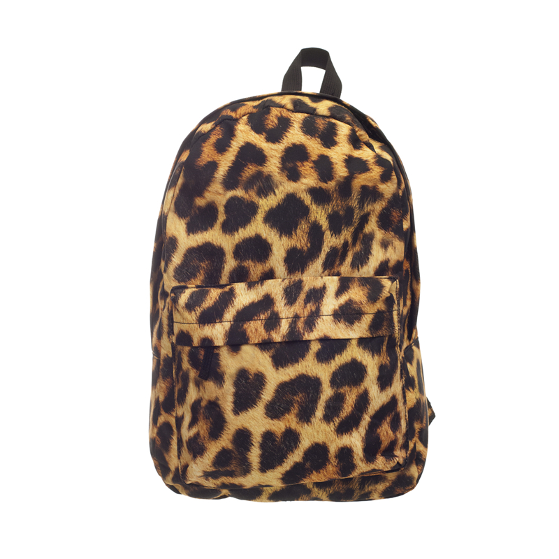 Panther Fur 3D Printing backpack women mochila 2017 Fashion Who Cares school bags for teenage girls sac a dos canvas backpack<br><br>Aliexpress