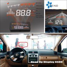 For Volkswagen VW Touran Golf Touran 2003~2010 - Car HUD Head Up Display - Safe Driving Screen Projector Refkecting Windshield