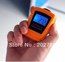cheapest  price 18meter Mini Ultrasonic Distance Meter laser point  Laser Rangefinders distance measurer