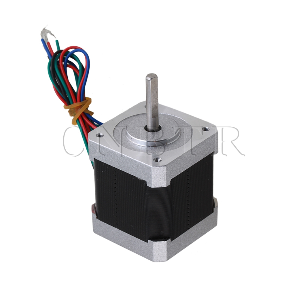 CNBTR DC12V 42mm 2.5A Phase Currents Motor Controls Stepping Motor for 3D Printer<br><br>Aliexpress