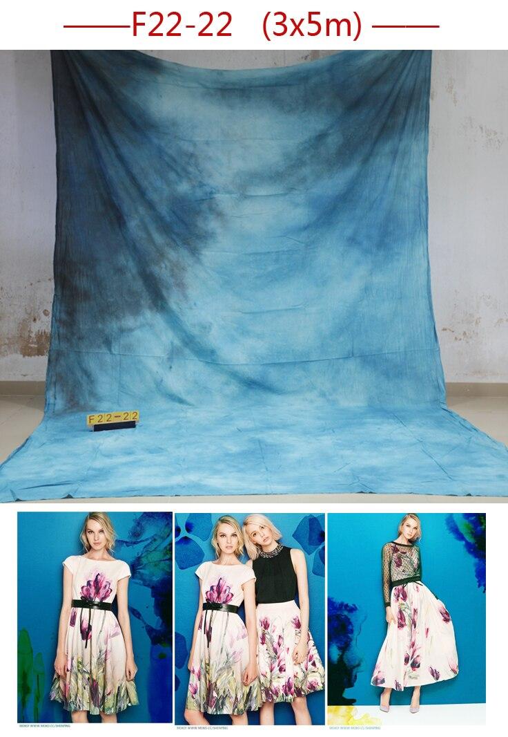 Professional 3*5m Tye-Die Muslin wedding Backdrop F22 ,fondali fotografici,photographic studio background, photo studio backdrop<br>