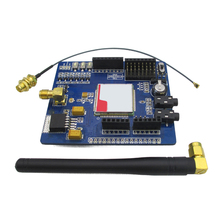 Wireless module single chip microcomputer 900 module short message module expansion board send antenna