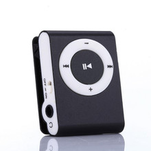 휴대용 MP3 Player Mini Clip MP3 Player 방수 Sport Mp3 Music Player Walkman Lettore Mp3 와 TF 슬롯 잭 Nice 사운드 선물(China)