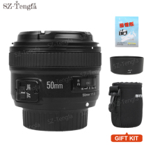 YONGNUO YN 50mm f/1.8 AF Lens YN50mm Aperture Auto Focus Large Aperture for Nikon DSLR Camera as AF-S 50mm 1.8G(China)