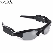 xvgjdz 720p Mini Cam sunglasses HD wireless video camera Stealth camera Polarized Glasses Digital Video Recorder sport Camcorder