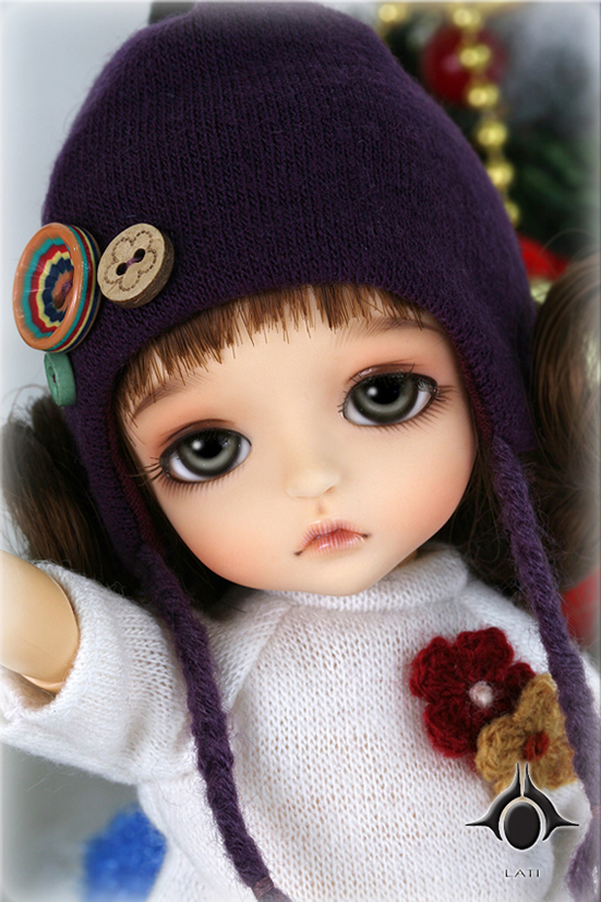 flash sale!free shipping!free makeup&amp;eyes!top quality bjd 1/8 baby doll lati Special ver. Lea Sp.body tanned skin yosd hot toy<br><br>Aliexpress