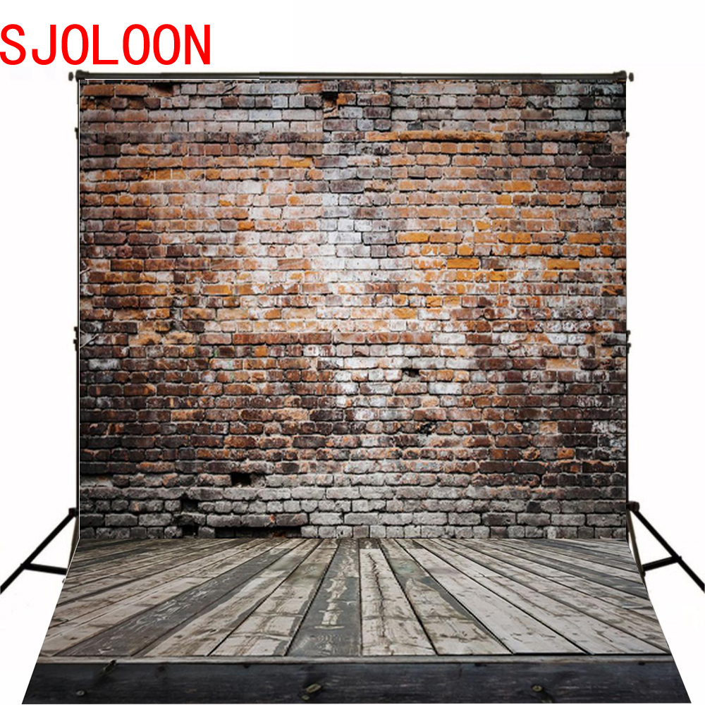 150x210cm Thin vinyl cloth photography backdrops computer Printing photo backdrops brick wall backgrounds for photo studio<br><br>Aliexpress