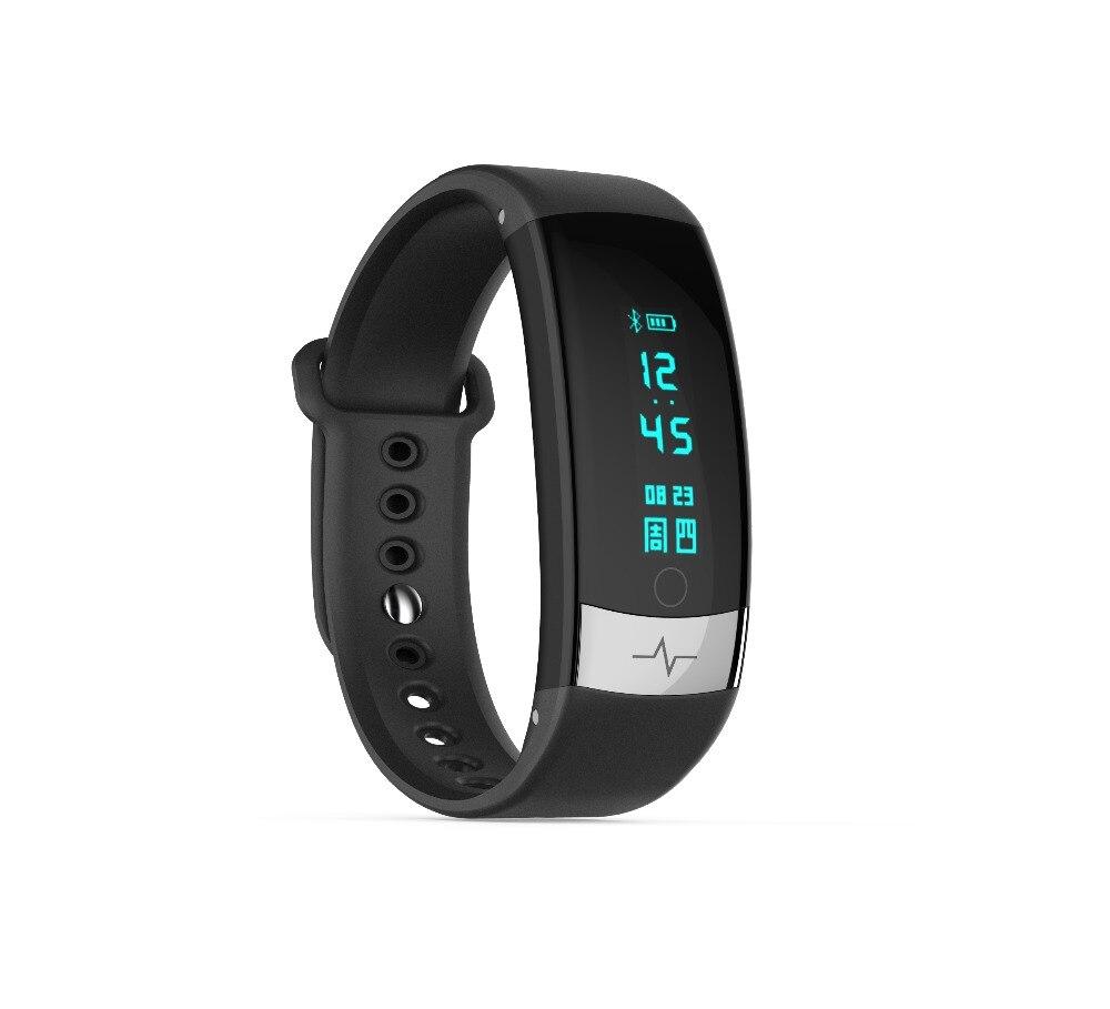 Smart bracelet QS03 heart rate ECG <font><b>calorie</b></fon