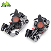 Zocoo Free Shipping Durable BB5 Disc Brakes Mountain Bike Mechanical Calipers Road Cycling Brakes MTB Bicycle parts 1 Pair
