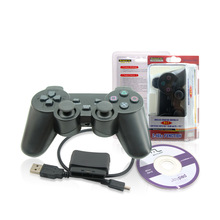 3 in 1 Wireless 2.4G Controller Gamepad Wireless Controller For PS2 PS3 PC/ Compatible With Windows 98/ME/2000/XP/Vista(China)