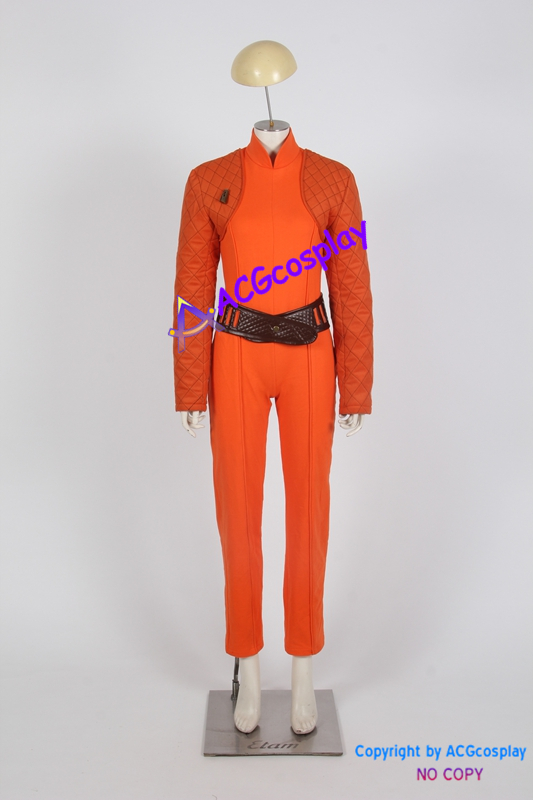 Star Trek Deep Space 9 Major Kira Nerys Cosplay Costume ACGcosplay anime costume