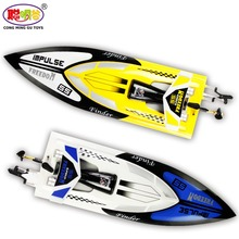 Origial WLtoys WL912 4CH High Speed Racing RC Boat 24km/h RTF 2.4GHz Remote Control Racing Boat VS FT009 VS UDI001(China)