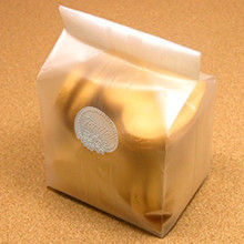100pcs/lot Plain Scrub Cookie Packing Bag,Bakery Gift Candy Package Bag TL-5032915(China)