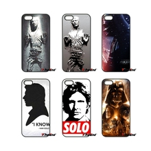 For LG L Prime G2 G3 G4 G5 G6 L70 L90 K4 K8 K10 V20 2017 Nexus 4 5 6 6P 5X Star Wars Han Solo Frozen in Carbonite Phone Case(China)