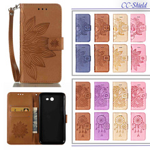 Case for Samsung Galaxy J7 Verizon SM J727 J727V J727P J727R4 SM-J727 SM-J727V SM-J727P SM-J727R4 Case Flip Phone Leather Cover
