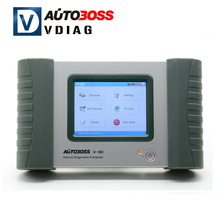 2016 Special offer Original SPX autoboss v30 auto scanner Free Update Online better than launch x431 diagun without plastic box