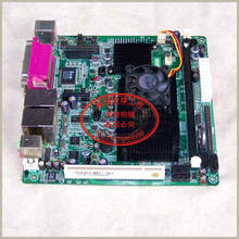 Free shipping Walking SV1-A2326 MINI ITX motherboard integrated ATOM N230 dual-port DDR2 2COM