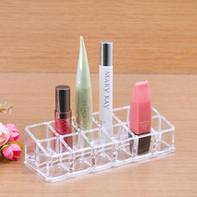 Cosmetics Container lipstick holder spray bottle Lip Gloss Containers Multifunction Acrylic Box Makeup Setting Spray Small Clear