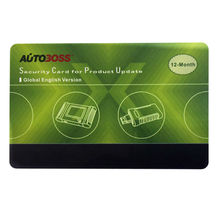 2016 Hot Sale Autoboss V30 Elite Security Card One Year Online Update Global Version Autoboss V30 ELITE/AUTOBOSS V30 Update Card