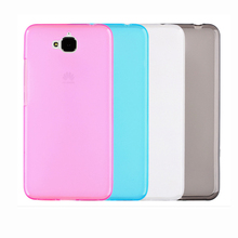 Factory Outlet Soft Case for Huawei Y6Pro Y6 Pro Enjoy 5 Holly 2 New Shell Cover TPU Protector Drop Helper Housing