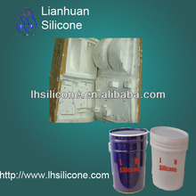 rtv-2 liquid silicone rubber for polyester/epoxy resin casting(China)