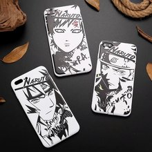 Buy 3D Relief Anime NARUTO Soft Case Coque Apple iPhone 6 6s 6plus 6s Plus 7 7plus 8 8 Plus Cases Capinha Funda TPU Silicone for $1.34 in AliExpress store