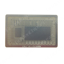 CPU-SR170 0.4MM Best Quality Components BGA Reball Rework Directly Heat Stencils Free Shipping