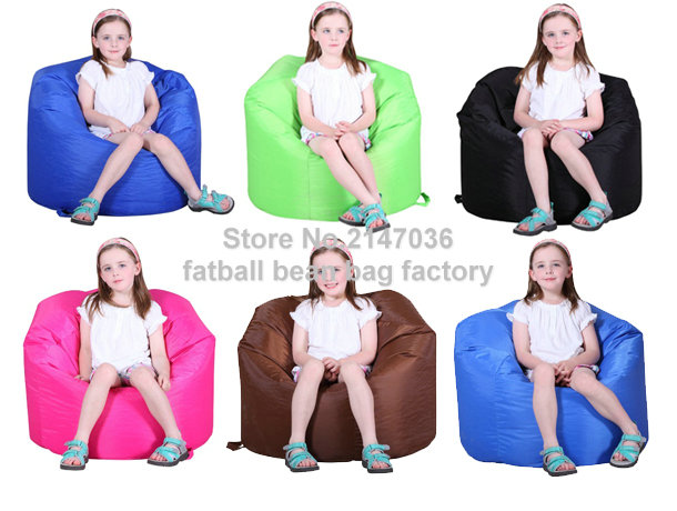 Outdoor bean bag chair, waterproof Solid color beanbag sofa furniture - Beach patio hammock sofas sac<br>