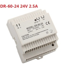 dr-60 Din rail power supply 60w power supply ac dc converter(China)