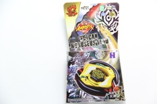 Retail Packing VULCAN HORUSEUS 145D Limited Edition Metal Fight Video Game BBP-01 Beyblade Without Launcher FREE SHIPPING(China)